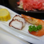 香村 - 出汁巻き・蛸・海老
