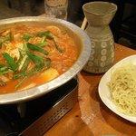 ぜん吉 - キムチ鍋とラーメン