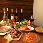 Paddle Cafe foods & wine -