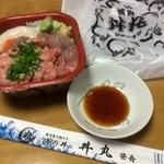 26262298 - 人気メニュー「丼丸丼」