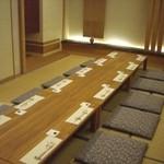 日本料理 きた山 - お座敷 花