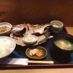 26293724 - カッコいい焼き魚定食