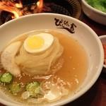 ぴょんぴょん舎 - 冷麺♪