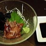 居酒屋ずいたれ - ホタルイカに刺身イカの甘みとコリとした食感サイコー❗️