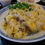 中国料理 虎 - しっとり系に近い炒飯