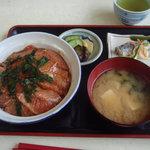2630079 - カマトロ丼定食 1,200円