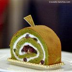 トスティーナ - 料理写真:抹茶葛ロールケーキ