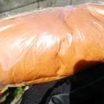 ドーメル・オザワ - 料理写真:ピーナッツバターコッペ