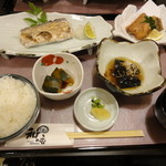 酒菜和の香 - 2013/07 日替和の香御膳