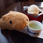 26300969 - 柚子と檸檬の清酒リキュールをチョイス!