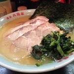 六角家 - チャーシュー麺大盛