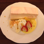 cafe.shuu - イチゴのムース