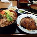 うお徳 - たいめし定食 ¥700
