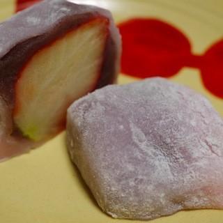 甘味処たかね - 料理写真:苺大福