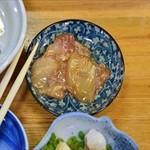 喜久寿司 - 料理写真:サメの肝和え