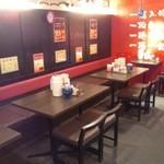 清正 - テーブル席完備★グループでのご来店も大歓迎★