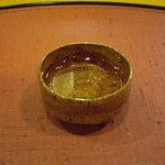 千松しま - 色川家 家宝の酒器で一献。
