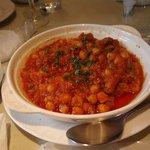 CASA MIA - ひよこ豆の煮込み