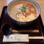 さ和鳥 - 鳥坦々麺(850円)