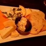 26312903 - チーズ盛り合わせ