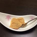 雪屋 - デザートのわらび餅