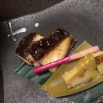 雪屋 - お魚とタケノコ