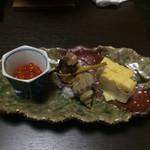 雪屋 - 前菜