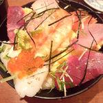 26315483 - ランチ海鮮丼アップ