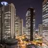 ヒルトン東京 - 料理写真:高層階からの夜景は格別!