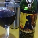 ラワットさんの店 モエツカリー - インドワイン