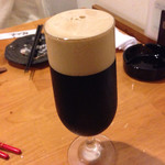 隠れ家 - 黒ビール