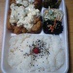 キッチンデリ はな - チキン南蛮弁当¥450