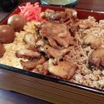 串粋 - 鶏重(850円)