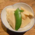 田楽 - 竹の子煮