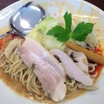イプサ - 汁なし坦々麺