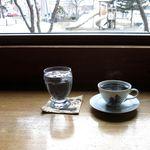 まつ風 - ドリンク写真:マイルドブレンドコーヒー(500円)