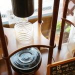 Cafe Lychee - 約8時間かけてつくる水出しアイスコーヒー!!!!