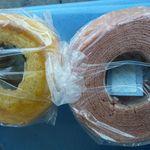 島屋製菓 - 料理写真:クーヘンの端っこ。小は¥200、大が¥350