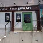SWAAD - 駐車場は5台