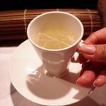 炭心 - 鶏スープ