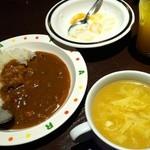 26340277 - カレー&デザート&スープ