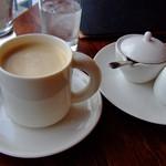 TEDDY'S DINER - セットのコーヒー