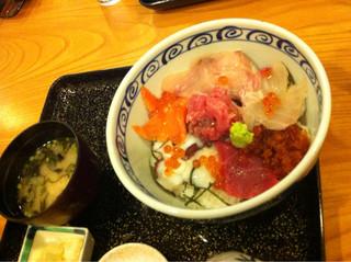 北海道料理 絆 大通店