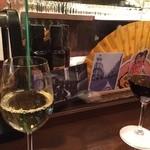 ヘミングウェイ - ワインの銘柄は酔っ払ってて忘れちゃった(ノ∀\*)