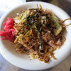 Abarembou - 料理写真:焼きそば 300円