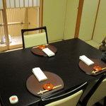 赤寶亭 - 個室(和室にテーブル)