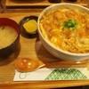 ポミエ - 料理写真:カツ丼