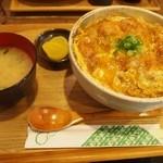 ポミエ - カツ丼
