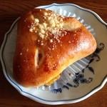キッチンハウスにちにち - りんごジャムのパン