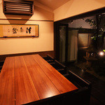 割烹 COPAN - 完全個室の離れ席、大切な人とのお食事やご接待などにご利用頂けます。